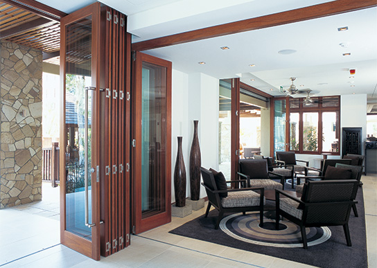 Folding Door System Supplier in Malaysia - D\'Lock Boutique
